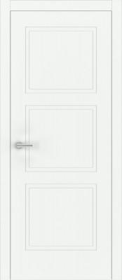 Уника-3 тип C Ral9003 Двери эмалевые Халес в Минске
