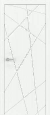 Уника-3 тип E Ral9003 Двери эмалевые Халес в Минске