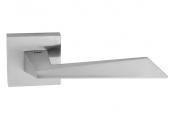 TUPAI 2731 Q хром шлифованный (96) Дверные ручки Tupai в Минске