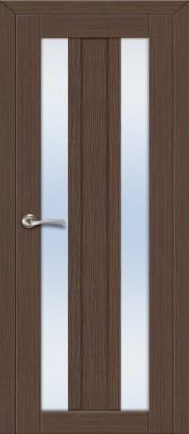 Межкомнатная дверь Владвери Л-08 Владвери Л-08 орех темный Владвери серия Lorrino в Минске