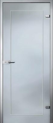 Акма Клара матовое бесцветное Стеклянные двери AKMA в Минске