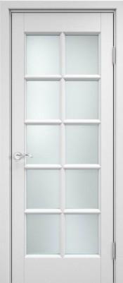 ПМЦ Ол.10 белая эмаль Двери из массива ольхи в Минске