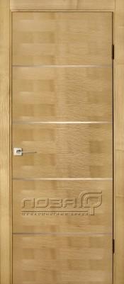 Межкомнатная дверь Лоза Стандарт H4 Лоза Стандарт H4 шпон ясеня Двери Лоза в Минске