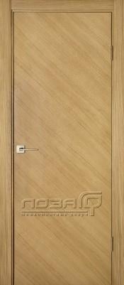 Межкомнатная дверь Лоза Стандарт ANGLE Лоза Стандарт ANGLE шпон дуба Шпонированные межкомнатные двери  в Минске