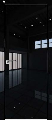 Межкомнатная дверь Profil Doors 1LK Profil Doors 1LK чёрный люкс Двери Профиль Дорс серии LK в Минске