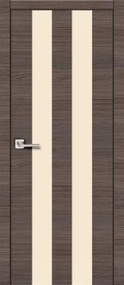 Межкомнатная дверь Владвери М25 Владвери М25 дуб серый, стекло Жемчуг Владвери серия Modern в Минске