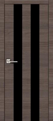 Владвери М25 дуб серый, черное стекло Владвери серия Modern в Минске