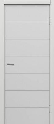 Межкомнатная дверь STEFANY 1006  STEFANY 1006 ral 9003 Белые межкомнатные двери в Минске