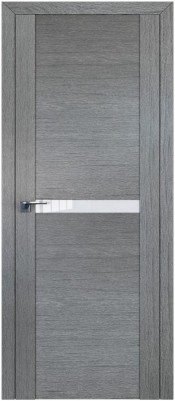 Profil Doors 2.01XN Грувд Серый