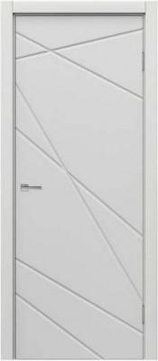 STEFANY 1072 белый Двухстворчатые межкомнатные двери в Минске