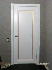 STEFANY 4001 Белая эмаль