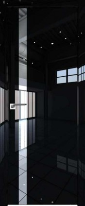 Profil Doors 6LK чёрный люкс