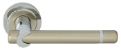 Дверные ручки Ghidini DELPHI Ghidini DELPHI хром лак/ никель лак Дверные ручки GHIDINI в Минске