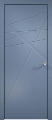 Межкомнатная дверь GEOMETRICO 01 GEOMETRICO 01 Ral 5014 Выдвижные двери из стены в Минске