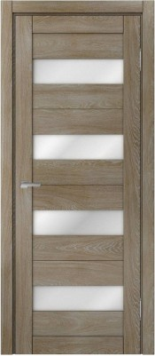 Межкомнатная дверь МДФ Техно DOMINIKA ШАЛЕ 123 DOMINIKA ШАЛЕ 223 дуб натуральный Двери купе межкомнатные в Минске