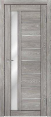 Межкомнатная дверь МДФ Техно DOMINIKA ШАЛЕ 425 DOMINIKA ШАЛЕ 425 дуб седой Двухстворчатые межкомнатные двери в Минске