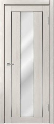 Межкомнатная дверь МДФ Техно DOMINIKA ШАЛЕ 501 DOMINIKA ШАЛЕ 501 дуб снежный Двери купе межкомнатные в Минске