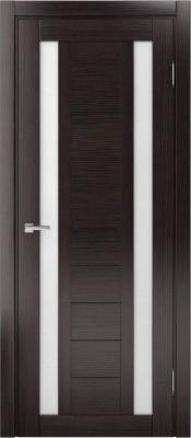 Межкомнатная дверь МДФ Техно DOMINIKA 400 DOMINIKA 400 орех темный Двери МДФ-Техно в Минске