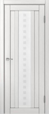 Межкомнатная дверь МДФ Техно DOMINIKA 402 Dominika 402 ясень белый Двери купе межкомнатные в Минске