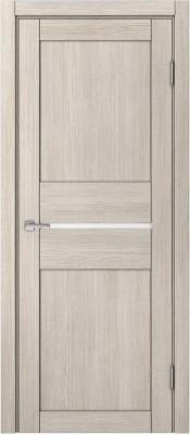 DOMINIKA 601 лиственница кремовая Двухстворчатые межкомнатные двери в Минске