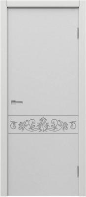 STEFANY 1141 белый Выдвижные двери из стены в Минске