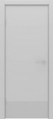 Межкомнатная дверь Исток MONO 207 Исток MONO 207 Ral 7035 Новые модели дверей в Минске
