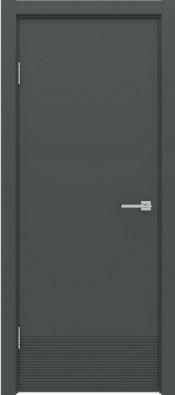 Исток MONO 207 Ral 7012 Новые модели дверей в Минске