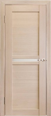 Межкомнатная дверь Исток ДУЭТ-1 Исток ДУЭТ-1 Седой дуб Шпонированные межкомнатные двери  в Минске