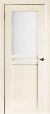Межкомнатная дверь Исток ДУЭТ-2 Исток ДУЭТ-2 Слоновая кость Шпонированные межкомнатные двери  в Минске