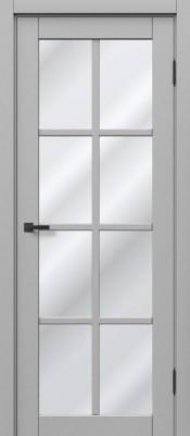 Межкомнатная дверь МДФ-Техно DOMINIKA 701 МДФ-Техно DOMINIKA 701 Серый Новые модели дверей в Минске