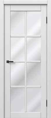 МДФ-Техно DOMINIKA 701 Белый Новые модели дверей в Минске