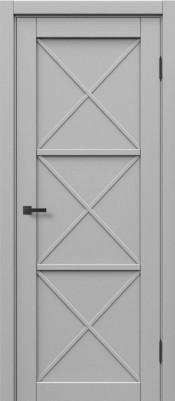 Межкомнатная дверь МДФ-Техно DOMINIKA 703 МДФ-Техно DOMINIKA 703 Серый Новые модели дверей в Минске