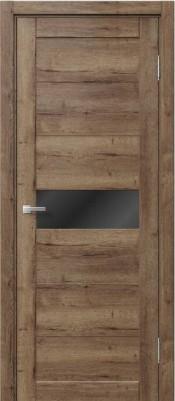Межкомнатная дверь МДФ-Техно DOMINIKA 130 МДФ-Техно DOMINIKA 130 Дуб галифакс Новые модели дверей в Минске