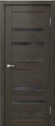 Межкомнатная дверь МДФ-Техно DOMINIKA 132 МДФ-Техно DOMINIKA 132 NOMAD Каштан Новые модели дверей в Минске