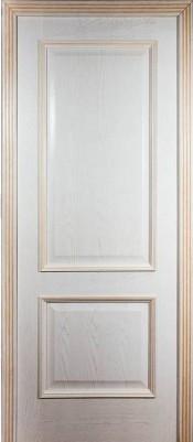 Гранд Модерн ШЕРВУД ПГ белый шпонированные двери Гранд Модерн в Минске