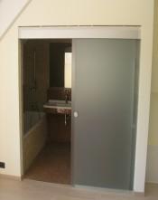 Межкомнатная стеклянная дверь AKMA LIGHT  Стеклянные двери AKMA в Минске