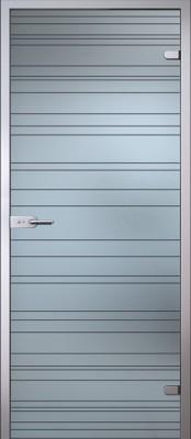 Грация (АКМА) Стеклянные двери AKMA серия Illusion в Минске