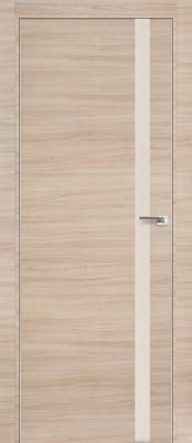 Межкомнатная дверь Profil Doors 6Z 6Z капучино кроскут Двери Профиль Дорс серии Z в Минске