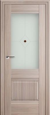 2Х Серый дуб (Орех пекан) Двери Профиль Дорс в Минске в Минске