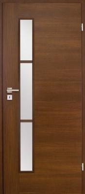 Инфинити 4.3.2 венге Двери МДФ с ПВХ покрытием в Минске