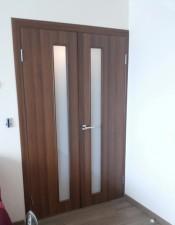Межкомнатная дверь  МДФ Техно Инфинити 4.3.0  Двери МДФ с ПВХ покрытием в Минске