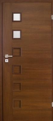 Инфинити 4.2 венге Двери МДФ с ПВХ покрытием в Минске