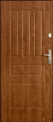 Входная металлическая дверь Gerda WX 10  Входные металлические двери GERDA в Минске