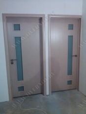 Межкомнатная дверь  МДФ Техно Инфинити 4.6 Инфинити 4.6 беленый дуб (МДФ-Техно) Двери МДФ с ПВХ покрытием в Минске