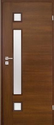 Инфинити 4.6 венге Двери МДФ с ПВХ покрытием в Минске