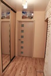 Межкомнатная дверь  МДФ Техно Инфинити 4.1 Инфинити 4.1 дуб ардеж (МДФ-Техно) Двери МДФ с ПВХ покрытием в Минске