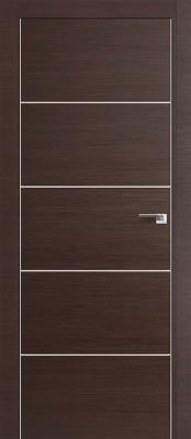 Межкомнатная дверь Profil Doors 7Z 7Z венге кроскут Двери Профиль Дорс серии Z в Минске
