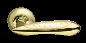 Дверная ручка Armadillo CORVUS матовое золото Ручки для межкомнатных дверей в Минске