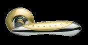 матовое золото/хром