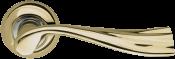 Дверная ручка Armadillo LAGUNA золото/никель Дверные ручки Armadillo в Минске